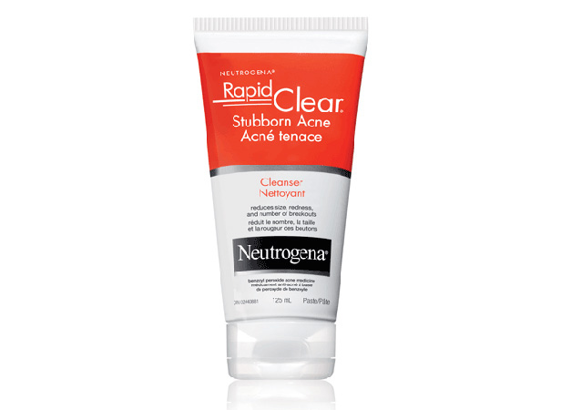 NEUTROGENA Rapid Clear® Stubborn Acne Cleanser