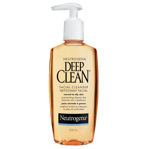 NEUTROGENA DEEP CLEAN® Facial Cleanser