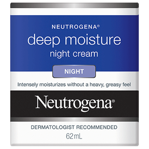 NEUTROGENA®Deep Moisture Night Cream