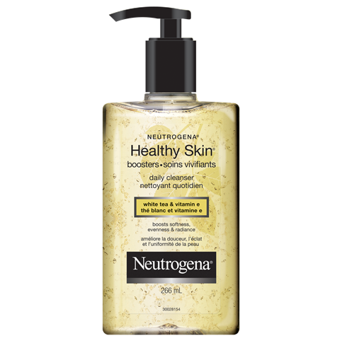 NEUTROGENA HEALTHY SKIN® Boosters Daily Cleanser