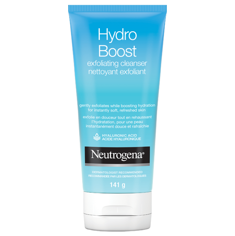 NEUTROGENA® Hydro Boost Exfoliating Cleanser