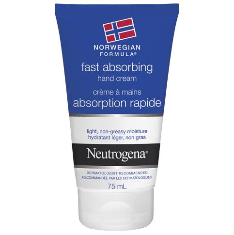 NEUTROGENA® NORWEGIAN FORMULA® Fast-Absorbing Hand Cream