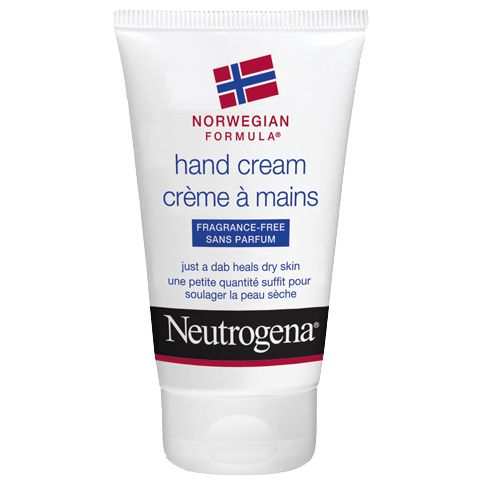 NEUTROGENA® NORWEGIAN FORMULA® Fragrance-Free Hand Cream