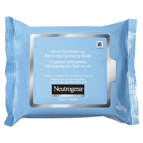 NEUTROGENA® All-in-One Make-Up Removing Cleansing Wipes