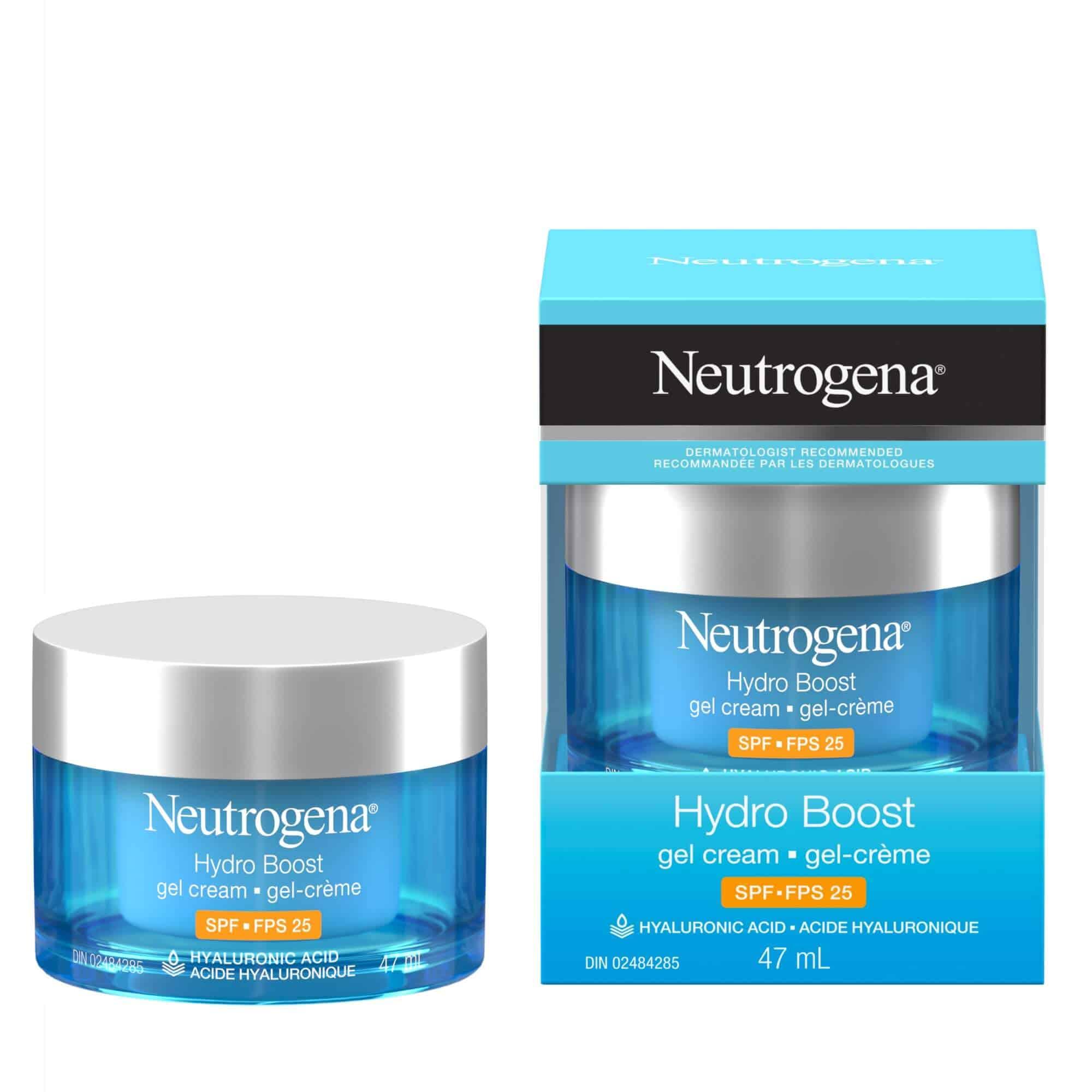 Neutrogena® Hydro Boost Gel Cream SPF 25 47mL