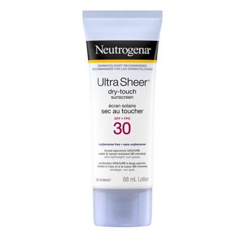 NEUTROGENA® ULTRA SHEER® Dry-Touch Lotion Sunscreen