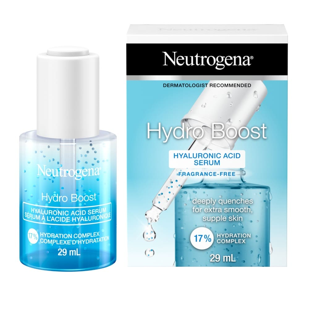 Neutrogena Hydro Boost Hyaluronic Acid Serum, 29ml