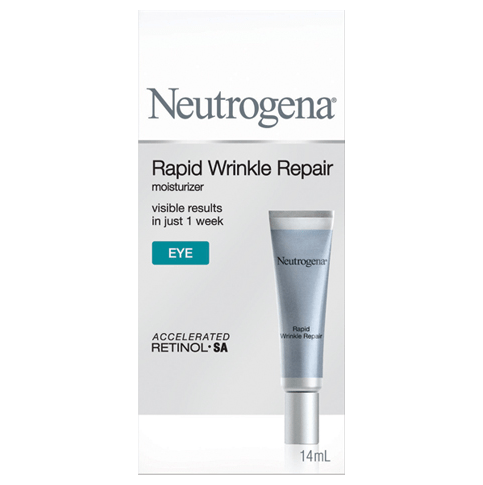 NEUTROGENA® RAPID WRINKLE REPAIR® Moisturizer Eye