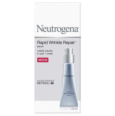NEUTROGENA® RAPID WRINKLE REPAIR® Serum