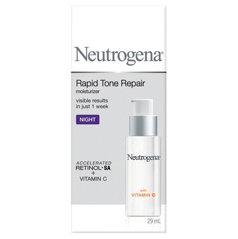 NEUTROGENA® Rapid Tone Repair Moisturizer Night