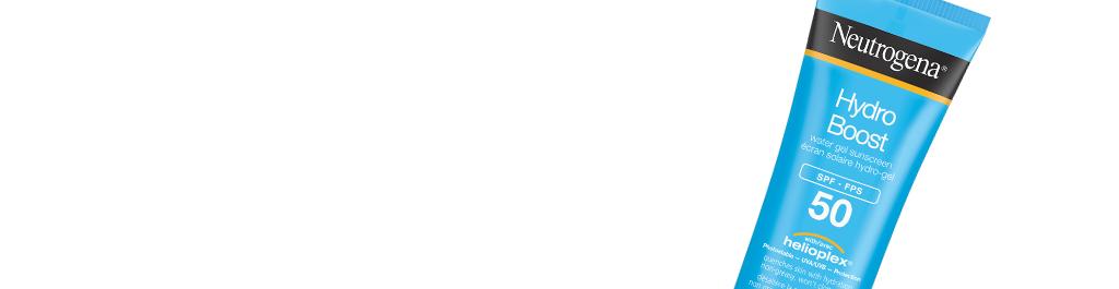 NEUTROGENA® HYDRO BOOST Water Gel Sunscreen SPF 50