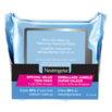 NEUTROGENA® ALL-IN-ONE Make-Up Removing Cleansing Wipes (Twin Pack)