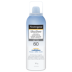 NEUTROGENA® ULTRA SHEER® Body Mist Sunscreens SPF 60