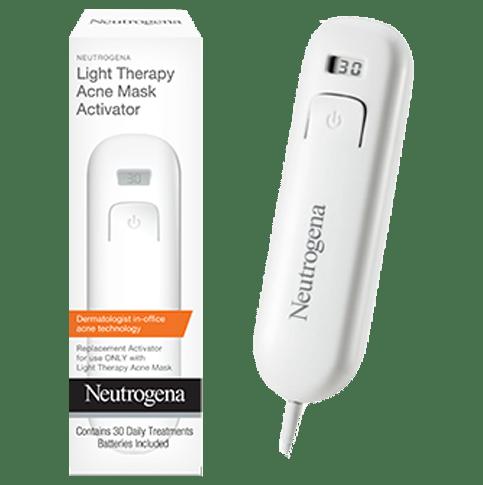 NEUTROGENA® LIGHT THERAPY Acne Mask Activator