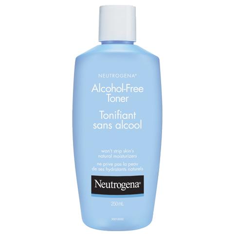 NEUTROGENA® ALCOHOL-FREE Toner