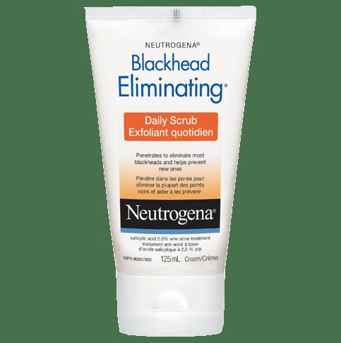 NEUTROGENABLACKHEAD ELIMINATING® Daily Scrub