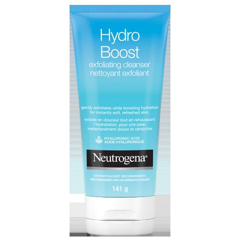 NEUTROGENA®Hydro Boost Exfoliating Cleanser