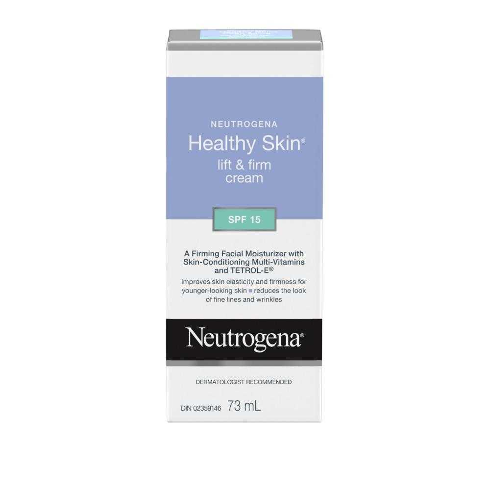 NEUTROGENA® HEALTHY SKIN® Lift & Firm SPF 15