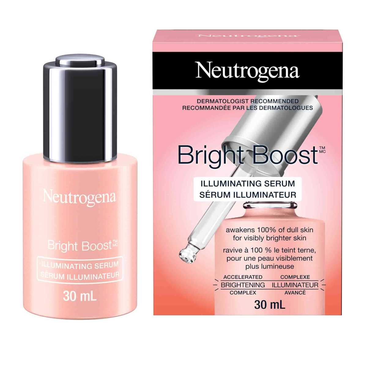 Neutrogena Bright Boost Illuminating Serum