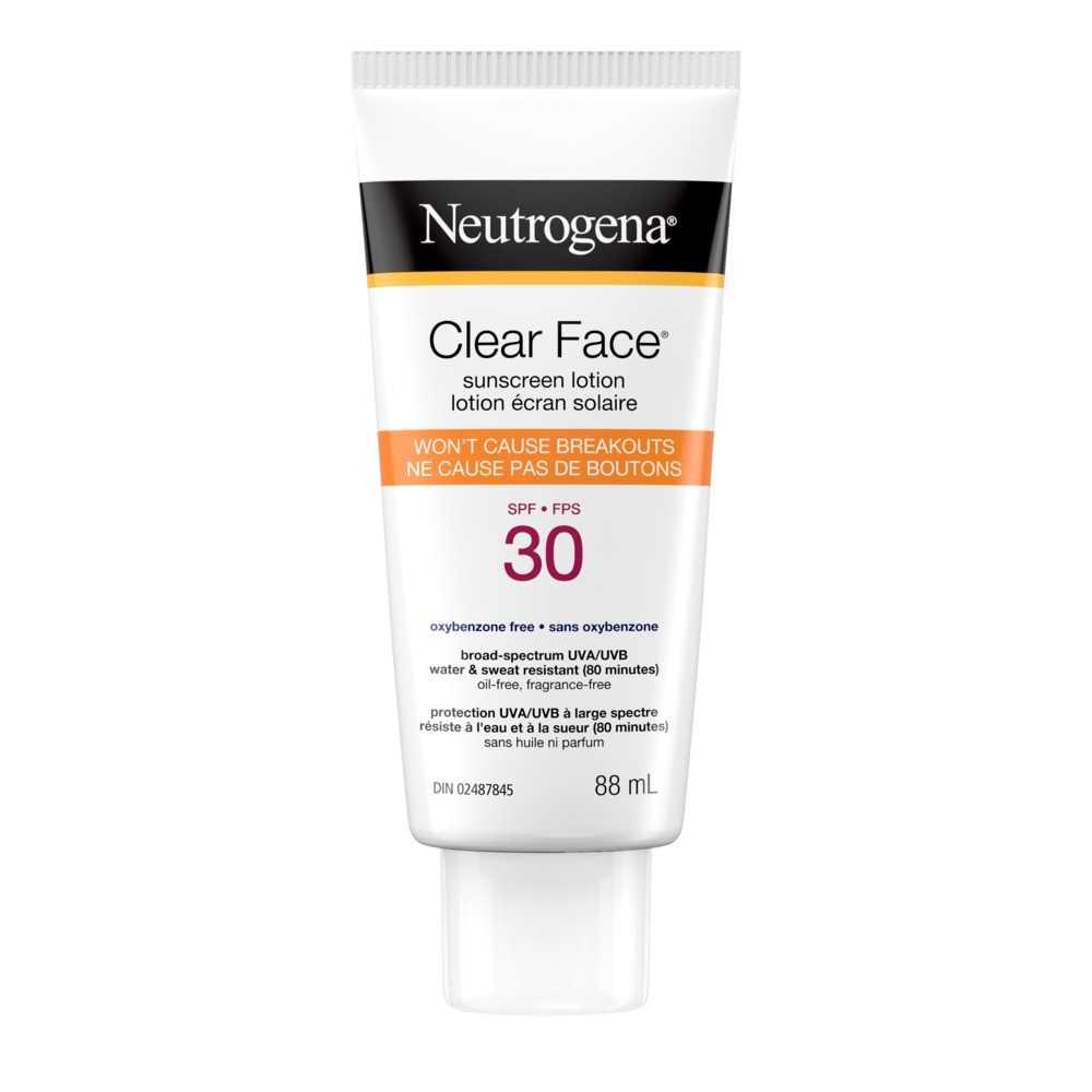 NEUTROGENA CLEAR FACE® Lotion SPF 30