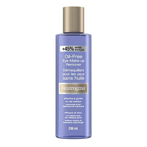 Neutrogena Oil Free Eye Makeup Remover Large Size Bottle