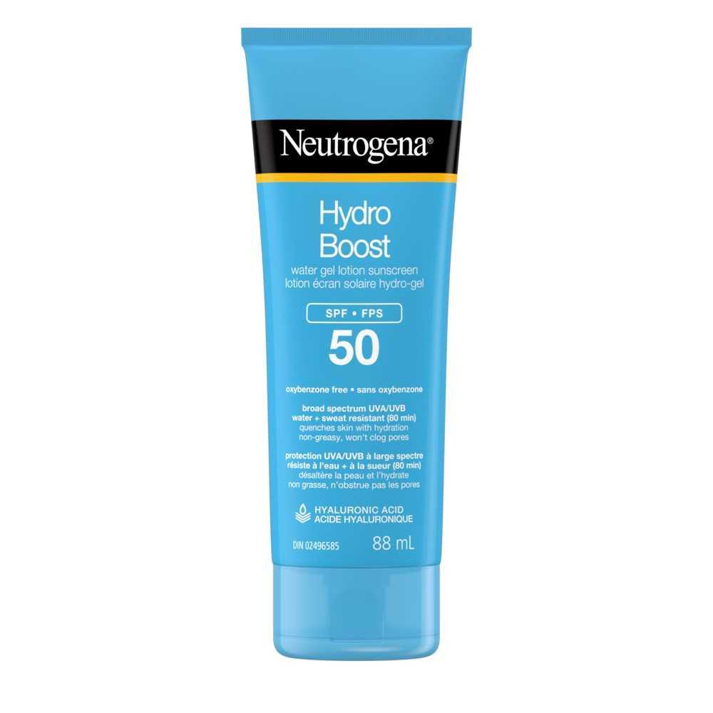 Neutrogena Hydro Boost Water Gel SPF 50 Sunscreen, 88ml