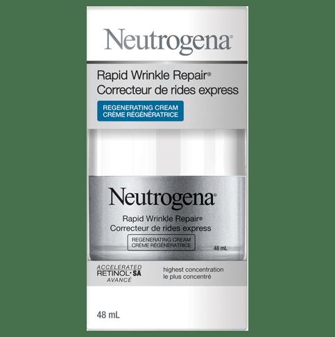 NEUTROGENA®RAPID WRINKLE REPAIR® Regenerating Cream