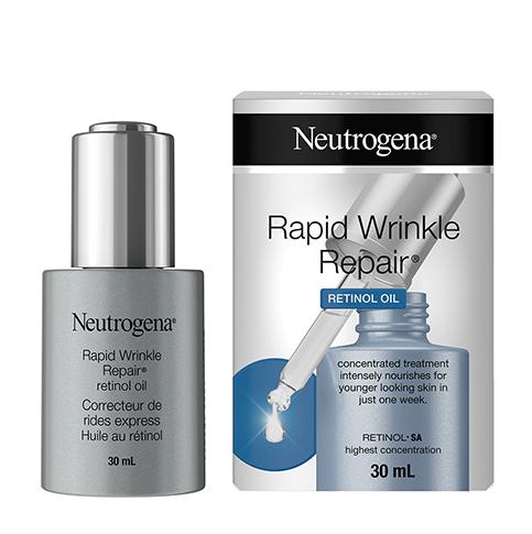 Neutrogena Rapid Wrinkle Repair Retinol Oil Dropper, 30ml