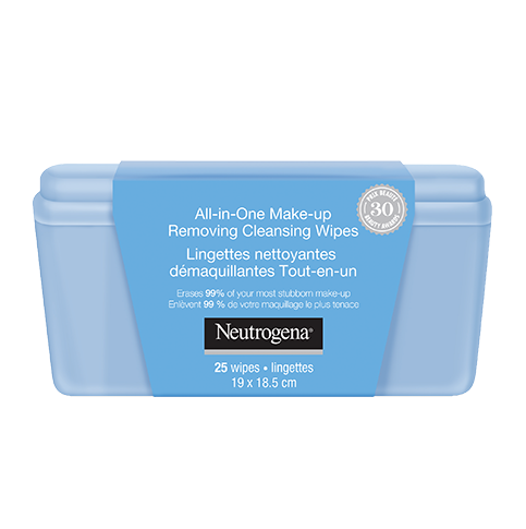 NEUTROGENA ®All-in-One Make-up Removing Cleansing Wipes Vanity