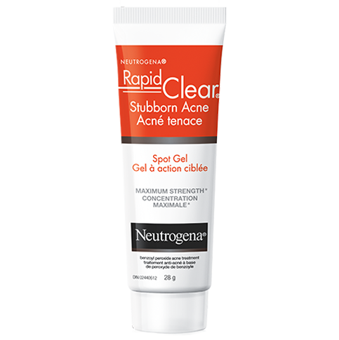 NEUTROGENA RAPID CLEAR® Stubborn Acne Spot Gel