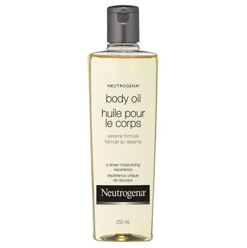 NEUTROGENA® Sesame Body Oil