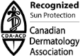 The Canadian Dermatology Association Logo