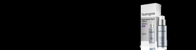 NEUTROGENA® Accelerated Retinol SA infused Anti-Wrinkle Repair Product