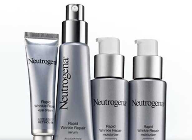 NEUTROGENA®Rapid Wrinkle Product Line
