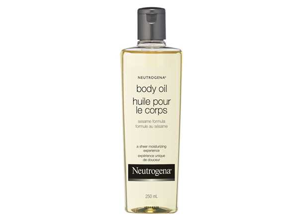 NEUTROGENA® Sesame Body Oil