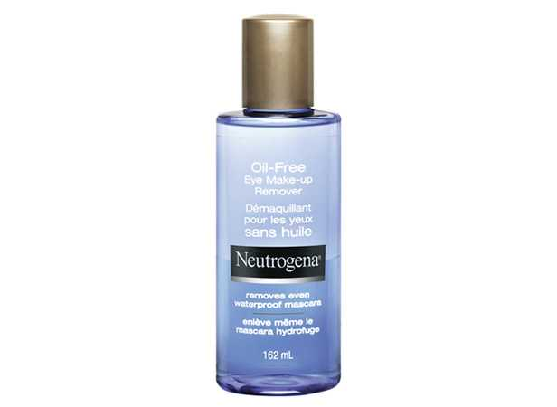 NEUTROGENA® Oil-Free Eye Make-up Remover
