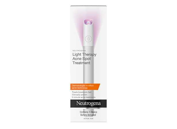 Neutrogena Light Therapy Acne Spot Treatment Device