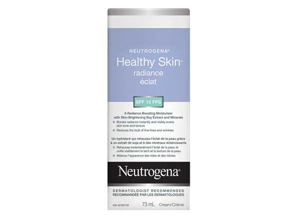 NEUTROGENA®HEALTHY SKIN®Radiance SPF 15