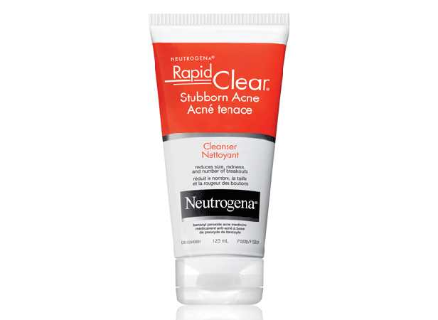 NEUTROGENA RAPID CLEAR® Stubborn Acne