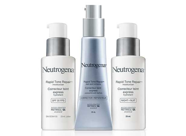 NEUTROGENA® RAPID TONE REPAIR® Products