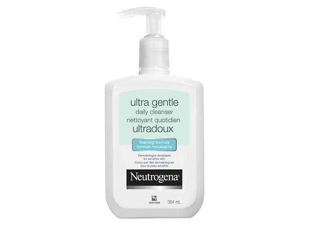 NEUTROGENA®Ultra Gentle Daily Cleanser Foaming Formula