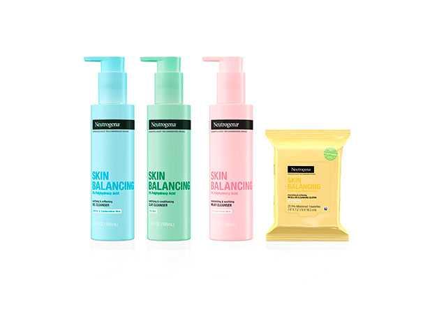 Skin balancing products