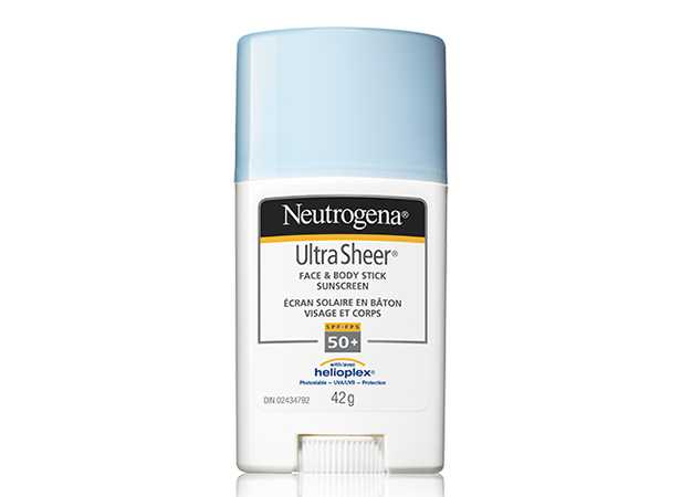 NEUTROGENA® ULTRA SHEER® Face & Body Stick