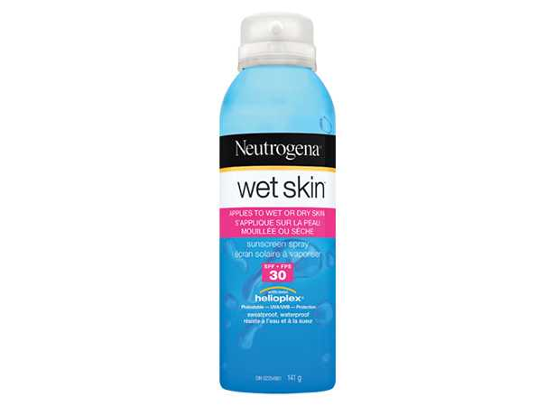 NEUTROGENA® WET SKIN® Kids Sunscreen Sprays