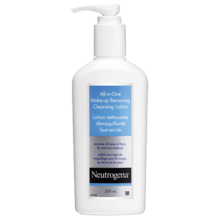 NEUTROGENA® ALL-IN-ONE Make-Up Removing Cleansing Lotion