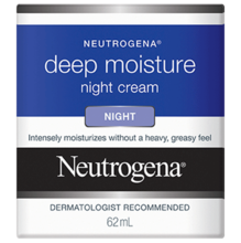 NEUTROGENA® Deep Moisture Night Cream