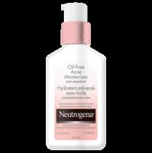NEUTROGENA®OIL-FREE Acne Pink Grapefruit Moisturizer