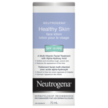 NEUTROGENA® HEALTHY SKIN® Face Lotion SPF 15