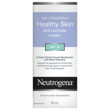NEUTROGENA® HEALTHY SKIN® Anti-Wrinkle Cream SPF 15