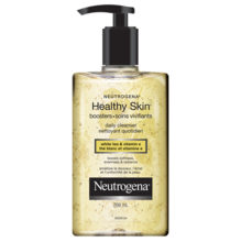 NEUTROGENA® HEALTHY SKIN® Boosters Daily Cleanser